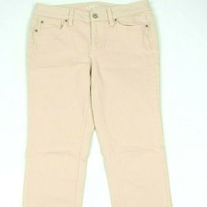Modern Skinny Pink Denim Slim Jeans
